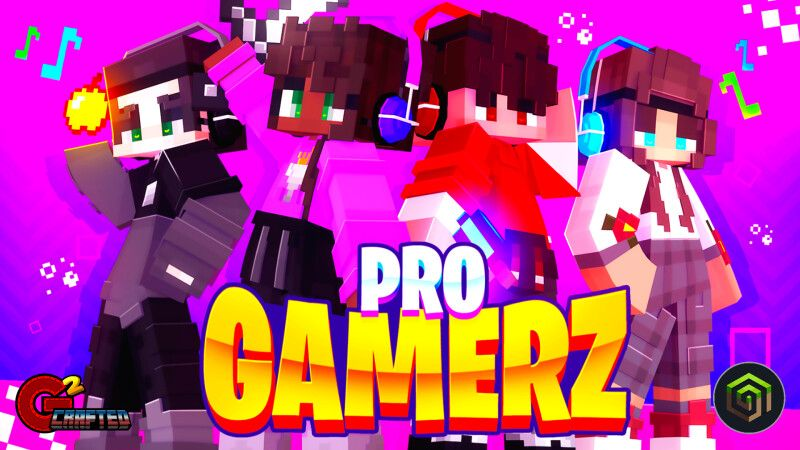 Pro Gamerz on the Minecraft Marketplace by G2Crafted