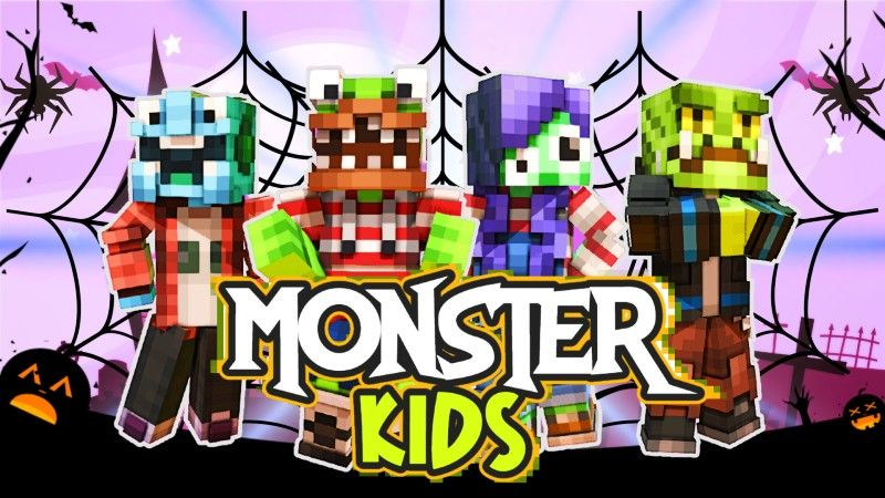 Monster Kids on the Minecraft Marketplace by Hourglass Studios