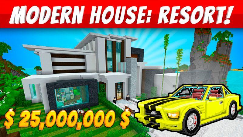 Modern House: Resort!