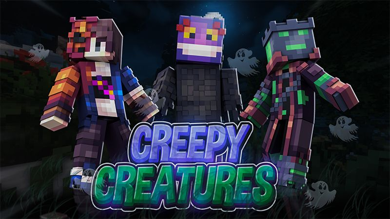 Creepy Creatures on the Minecraft Marketplace by Dig Down Studios