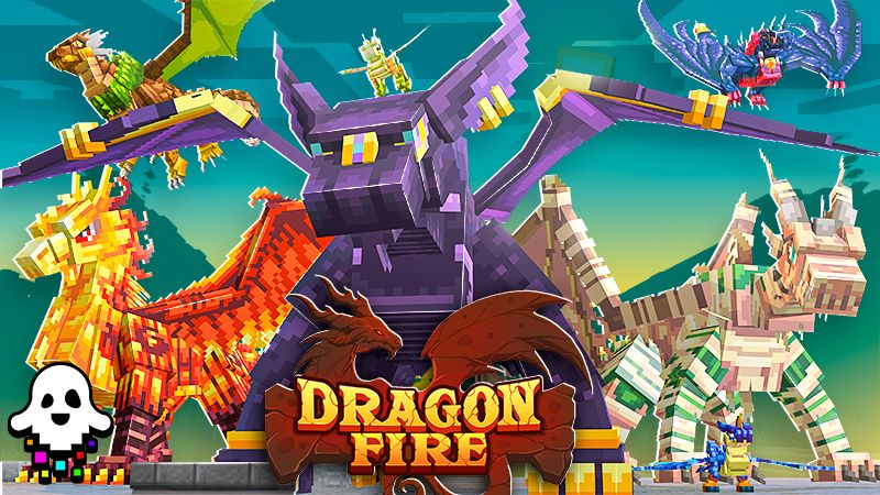 DragonFire  Bedrock Edition on the Minecraft Marketplace by Spectral Studios