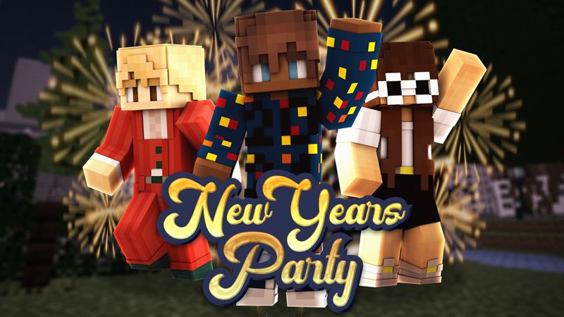 New Years Party on the Minecraft Marketplace by Impulse