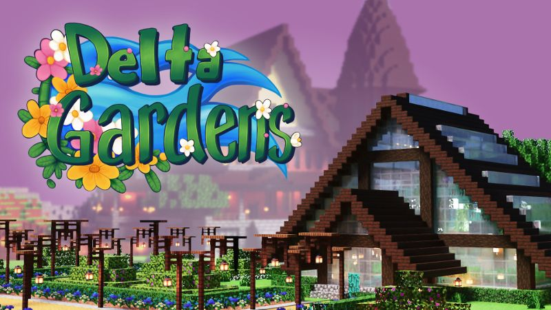 Delta Gardens on the Minecraft Marketplace by BTWN Creations
