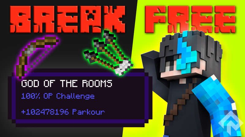 Break Free on the Minecraft Marketplace by RareLoot