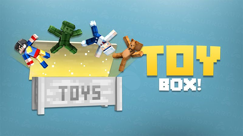 Toy Box on the Minecraft Marketplace by Aurrora