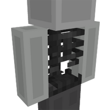 Wither Skeleton Ribs on the Minecraft Marketplace by Glowfischdesigns