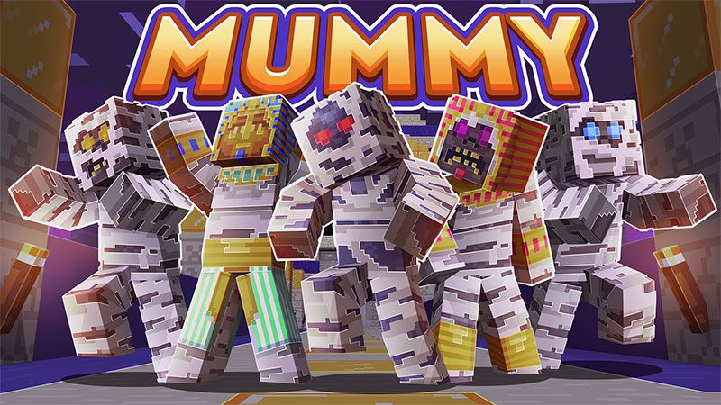 Mummy on the Minecraft Marketplace by Dig Down Studios
