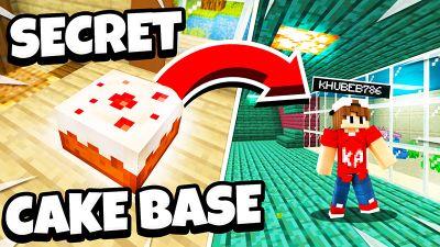 Secret Cake Base on the Minecraft Marketplace by KA Studios