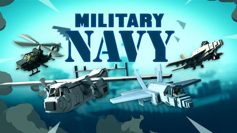 Military Navy on the Minecraft Marketplace by Team Vaeron