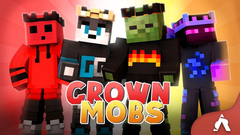 Crown Mobs on the Minecraft Marketplace by Atheris Games