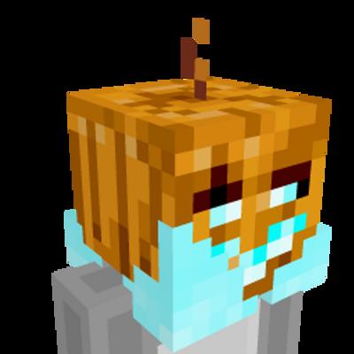 Gourdian Head on the Minecraft Marketplace by Minecraft