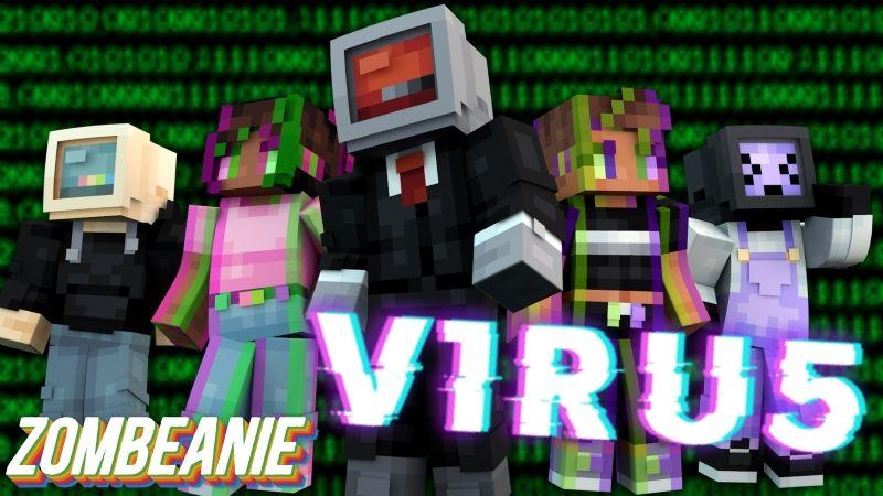 V1RU5 on the Minecraft Marketplace by Zombeanie