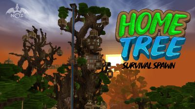 Home Tree on the Minecraft Marketplace by Dragnoz