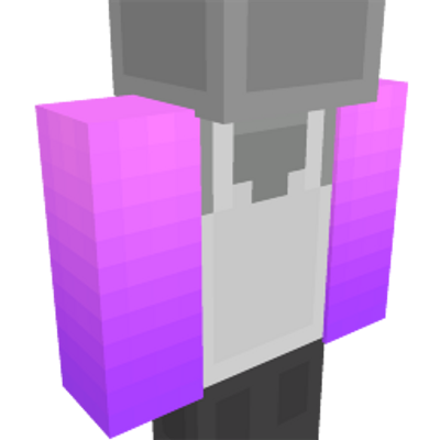 RGB Arms Purple on the Minecraft Marketplace by HorizonBlocks
