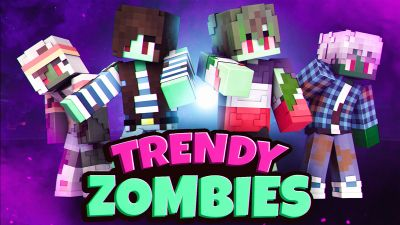 Trendy Zombies on the Minecraft Marketplace by Impulse