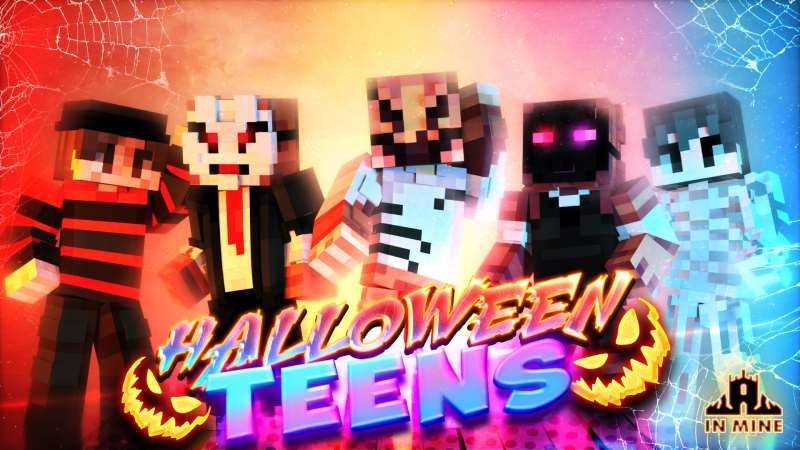 Halloween Teens on the Minecraft Marketplace by In Mine