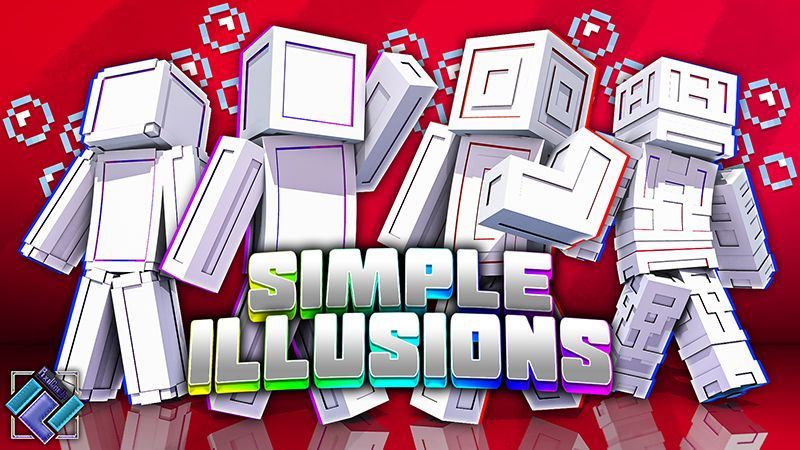 Simple Illusions on the Minecraft Marketplace by PixelOneUp