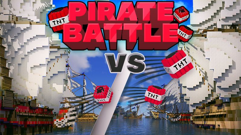 Pirate Battle Royale on the Minecraft Marketplace by G2Crafted