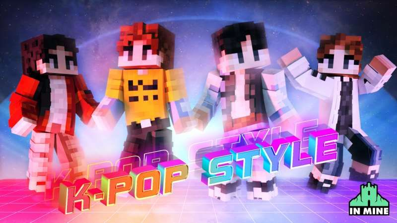 KPop Style on the Minecraft Marketplace by In Mine