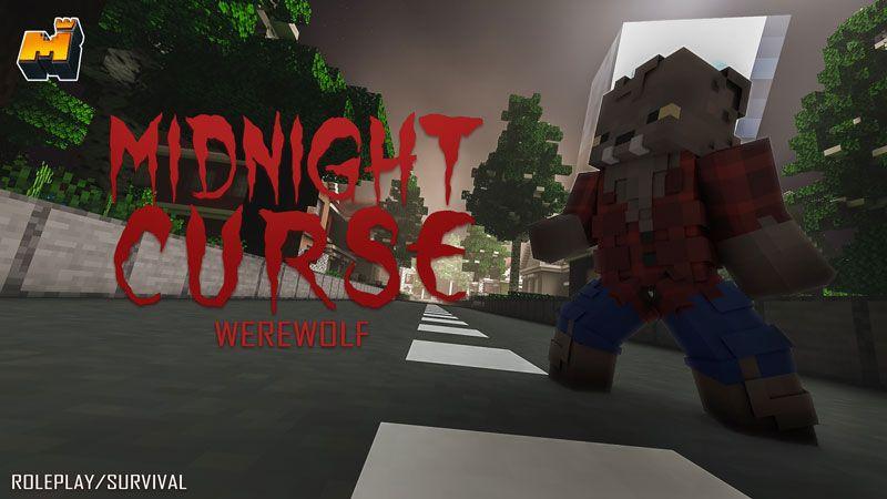 Midnight Curse Werewolf on the Minecraft Marketplace by Mineplex