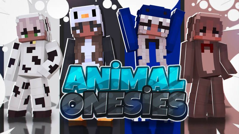 Animal Onesies