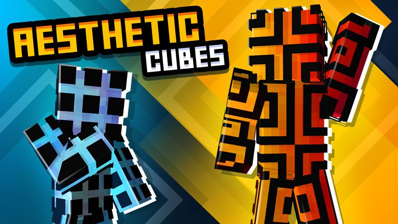 Aesthetic Cubes on the Minecraft Marketplace by Ninja Squirrel Gaming