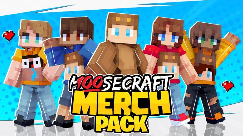 MooseCraft Merch Pack