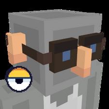Nefario's Disguise