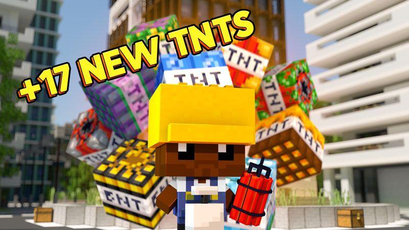 TNT Expansion on the Minecraft Marketplace by Podcrash