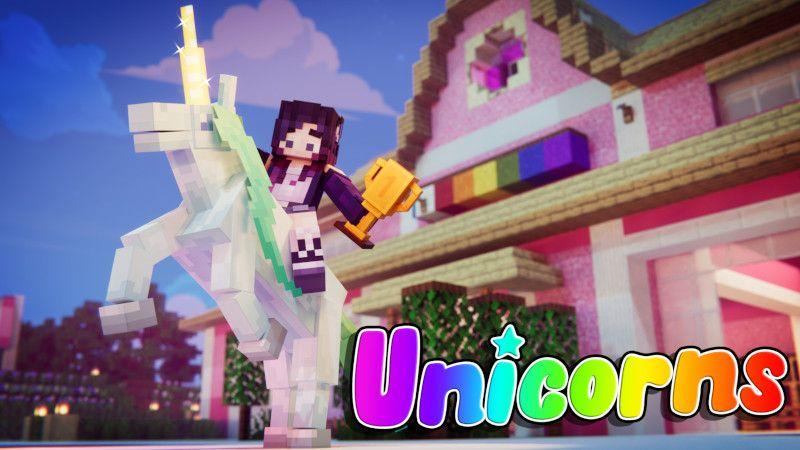 Unicorns on the Minecraft Marketplace by Mine-North