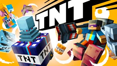 TNT EXPANSION PACK on the Minecraft Marketplace by SNDBX