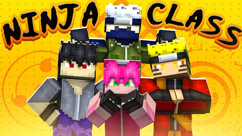 Ninja Class on the Minecraft Marketplace by Blu Shutter Bug