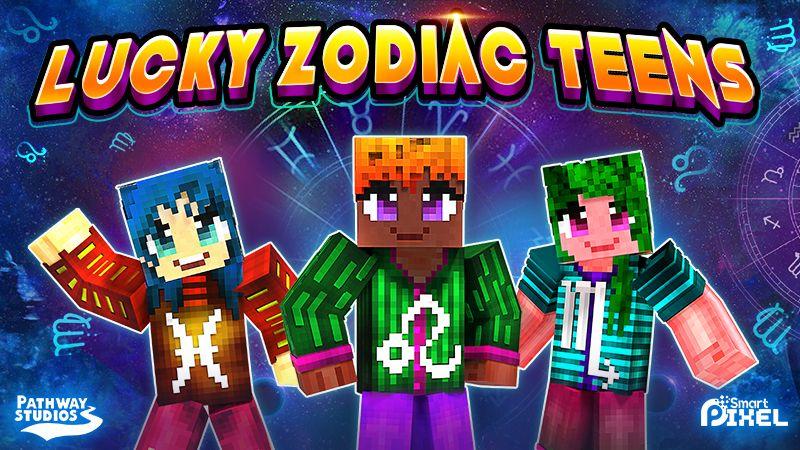 Lucky Zodiac Teens