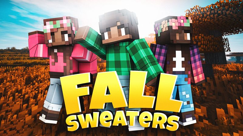 Fall Sweaters on the Minecraft Marketplace by Impulse