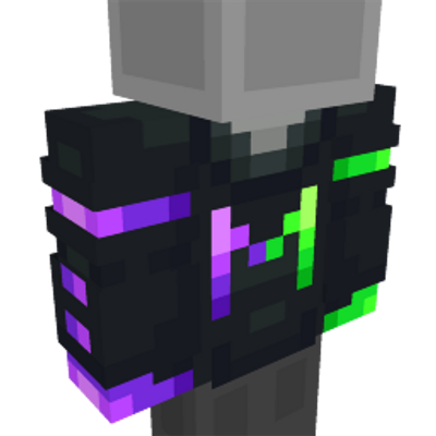 Spooky M Hoodie on the Minecraft Marketplace by Metallurgy Blockworks