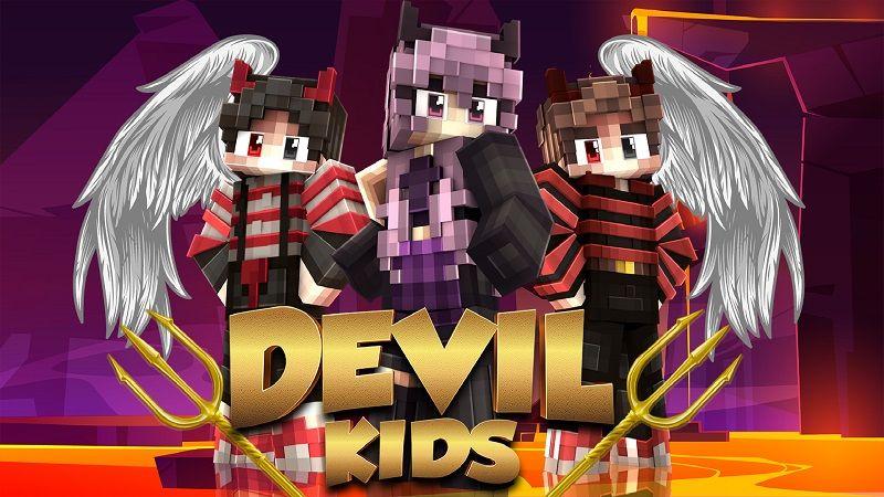 Devil Kids on the Minecraft Marketplace by 4KS Studios