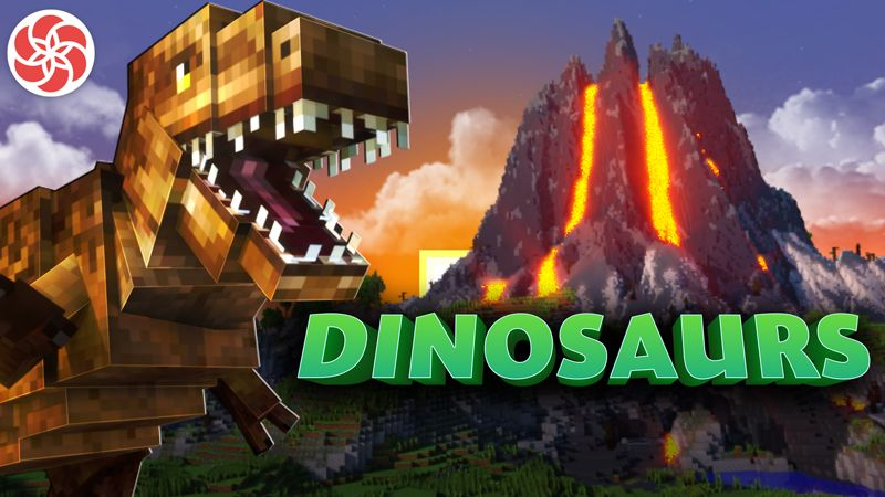 DINOSAURS on the Minecraft Marketplace by Everbloom Games