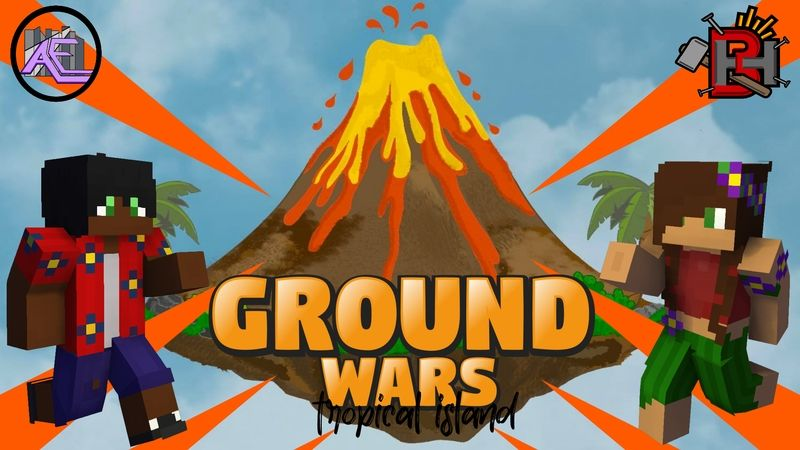 Ground Wars on the Minecraft Marketplace by Builders Horizon