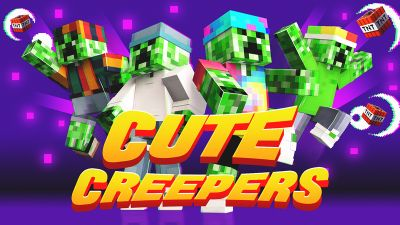 Cute Creepers on the Minecraft Marketplace by Impulse