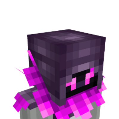 Evil Purple Hood on the Minecraft Marketplace by TNTgames