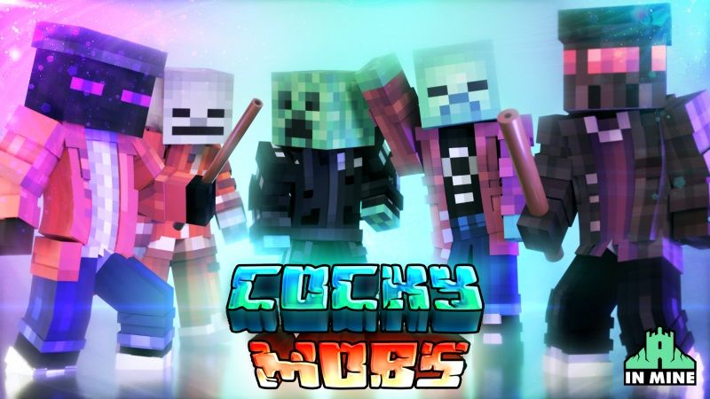 Cocky Mobs on the Minecraft Marketplace by In Mine