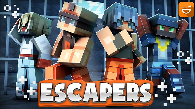 Escapers on the Minecraft Marketplace by Giggle Block Studios