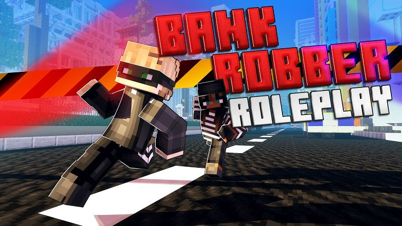 Bank Robber Roleplay on the Minecraft Marketplace by Nitric Concepts