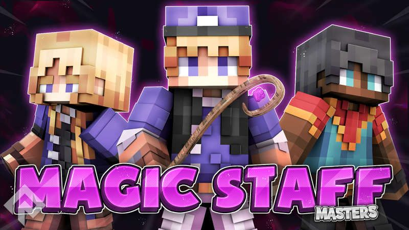 Magic Staff Masters on the Minecraft Marketplace by RareLoot