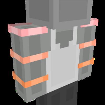 RGB Warp Arms on the Minecraft Marketplace by HorizonBlocks