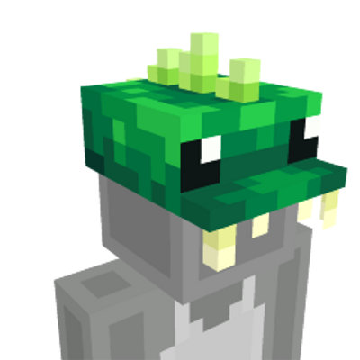 Dino Cap on the Minecraft Marketplace by BLOCKLAB Studios