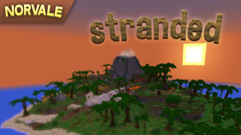 Stranded on the Minecraft Marketplace by Norvale