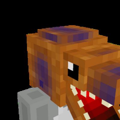 Velociraptor Dinosaur on the Minecraft Marketplace by MobBlocks
