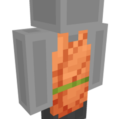 Leafy Tunic on the Minecraft Marketplace by Minecraft