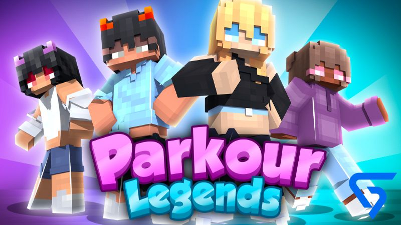 Parkour Legends on the Minecraft Marketplace by Glorious Studios